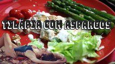 Tilápia ao molho de Aspargos ( Ft. Cassandra Bley )