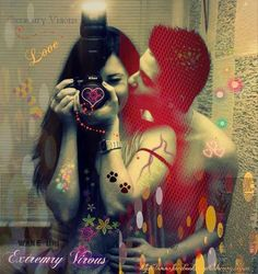 StyLish Edited Romantic Couples Best Pictures