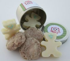 Soap Cookies, great gift idea from Oil & Butter
