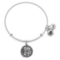 Ivy Charm Bangle | ALEX AND ANI