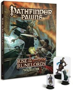 Miniature Table Games - Pathfinder Pawns Rise of the Runelords Pawn Collection *** Check this awesome product by going to the link at the image.