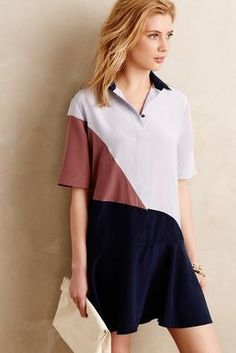 Discover sale dresses for women at Anthropologie, including sale maxi dresses, swing dresses, shirtdresses and more. Dress Outfits, Fashion Dresses, Casual Dresses, Drop Waist, Playing Dress Up, Latest Fashion Trends, Spring Summer Fashion, Dress To Impress, Anthropologie