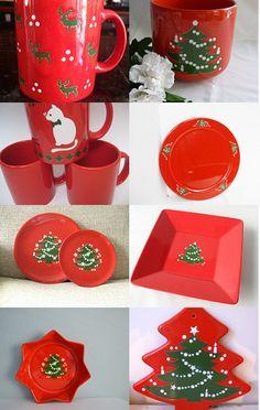 Vintage Waechtersbach Christmas Tree Dinnerware. | Navidad | Pinterest | Dinnerware Christmas tree and Christmas tea & Vintage Waechtersbach Christmas Tree Dinnerware. | Navidad ...