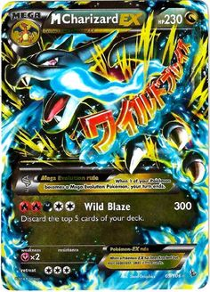 Pokemon M Charizard Ex Xy Flashfire 6... $39.99