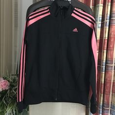 5d5b975b9ba4 Adidas Track Jacket In great condition! Great to wear casually or warming  up. No