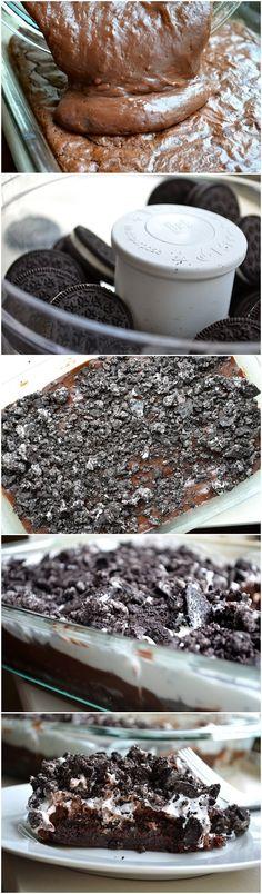 Chocolate Lasagna | Inspired Dreamer