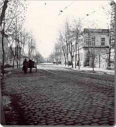 Beşiktaş Ortaköy Yolu - 1930'lar