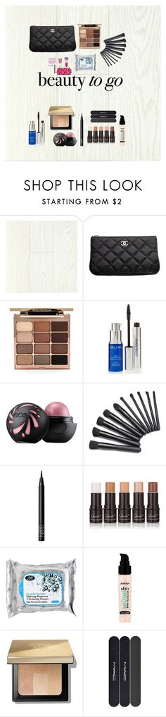 """#travelbeauty"" by adriana4-life on Polyvore featuring beauty, Karl Lagerfeld, Stila, Orlane, NARS Cosmetics, Bobbi Brown Cosmetics, MAC Cosmetics and Emjoi"