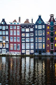 Amsterdam от Frédérik Leclerc
