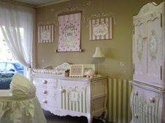whimsical nursery murals - Google Search