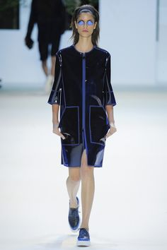 Akris Spring 2016 Ready-to-Wear Collection Photos - Vogue