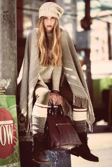 now thats what i call hobo-chic Preppy Winter Outfits, Winter Outfit For Teen Girls, Winter Skirt Outfit, Winter Outfits Women, Winter Outfits For Work, Boho Outfits, Casual Outfits, Country Outfits, 90s Fashion Grunge