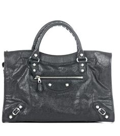 Giant city bag by Balenciaga  #matchesfashion