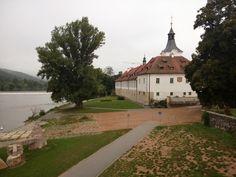Zámek Dobřichovice in Dobřichovice, Středočeský