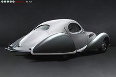Talbot-Lago T-150 C SS Coupe by Figoni et Falaschi, #90112, 1937