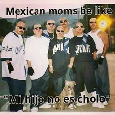 Mexicans mom be like @Isabel Petrie haha this is funny