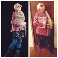 Luna Lovegood | 29 Alternative Harry Potter Halloween Costume Ideas