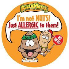 Resultado de imagen de alergia a los frutos secos