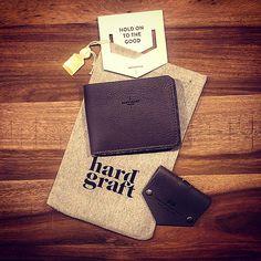 Bi-Fold Wallet and the Key Fold #hardgraft