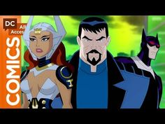 Official Justice League: Gods and Monsters Trailer + Bruce Timm Reveals New Comic - YouTube