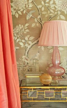 爱 Chinoiserie? 爱 home decor in chinoiserie style Decor, Interior, Interior Inspiration, Chinoiserie, Chinoiserie Wallpaper, Decor Inspiration, Home Decor, House Interior, Interior Design