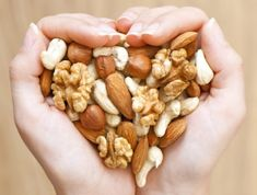 Eating half a handful of peanuts or nuts a day could help protect against conditions such as cancer and heart disease, researchers have revealed.A study found men and women who eat at least of nut. Watermelon Nutrition Facts, Dog Food Recipes, Healthy Recipes, Fresh And Clean, Nutrition Guide, Live Long, Heart Disease, Granola, Health Tips
