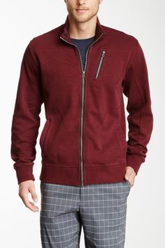 Cutter & Buck Fairfield Front Zip Jacket
