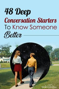 48 Deep Conversation Starters To Know Someone Better Deep Conversation Starters, Questions To Ask, This Or That Questions, Connection With Someone, Getting To Know Someone, Interesting Conversation, Foods With Calcium, Converse, Journal Prompts