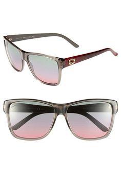 29c1fa3ab4 Gucci 58mm Retro Sunglasses Retro Sunglasses