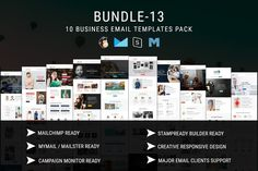 10 Best Email Templates for Your Business Growth This email template bundle suitable for corporate, business, office, events, travel, tour, hotel, conference, construction, architect, spa, beauty spa, fashion, charity, ngo, non profit, education, school, shopping, store, photography, photographer, medical, health and general categories. All email templates are compatible with StampReady, MailChimp , Campaign Monitor,Pennyblack builder & Mymail compatible.... Html Email Templates, Email Template Design, Newsletter Templates, Responsive Email, Ecommerce, Cm Photography, Online Email, Campaign Monitor, Sales Letter