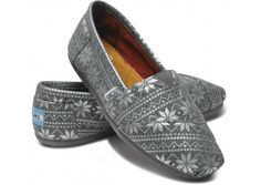 silver holiday toms
