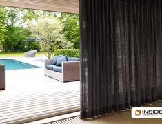 Davanti Home Ideas Outdoor Furniture Sets, Outdoor Decor, Windows, Curtains, Garden, Design, Home Decor, Living Rooms, Van