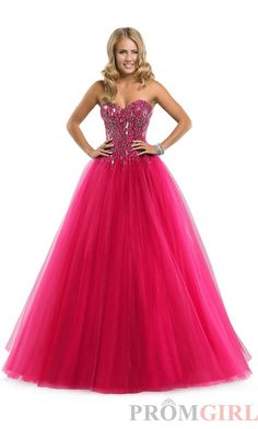New Luxurious Sweetheart Sparking Prom Dresses With Rhinestone Sequin Long Fuchsia Mint Blue Ball Gown Party/Quinceanera Dress $187.00