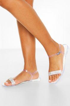 Jelly Shoes, Jelly Sandals, Cute Sandals, T Strap Sandals, Cute Shoes, Women's Shoes Sandals, Me Too Shoes, Shoe Boots, Slide Sandals
