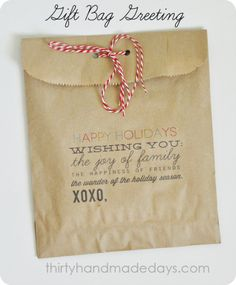DIY Gift Packaging Ideas for the Holidays - Homes.com