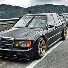 Mercedes E 190 evo