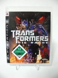 Playstation 3 Transformers