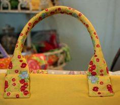 handbag handle tutorial