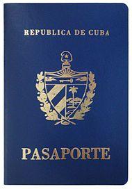 Republica de Cuba - First time I saw one was at the DMV in Miami