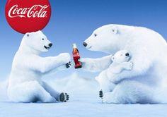 Pub 2013 Coca-Cola, ours polaires.