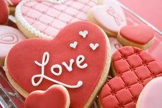Looking forward to making cookies for Valentine's Day.
