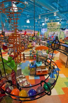 Looking for a fun toy store? Check out Creative Kidstuff Toy Stores located in the