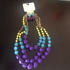 Charming Charlie necklace &earring Nwt  charming Charlie set Charming Charlie Jewelry Necklaces