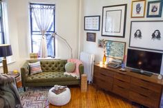 refinery29 How to Make Your Tiny Space Feel HUGE