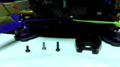 Eachine Wizard x220 - modifications part 4- motor screw length explained