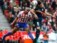 Crónica del empate a 1 entre el Sporting de Gijón y el Atlético de Madrid en la liga 2011/2012