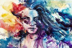 Pinturas em aquarela - Silvia Pelissero #8