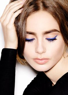 Lancome Drama Liqui-Pencil Longwear Eyeliner - Beauty Trends and Latest Makeup Collections Lily Collins, Pictures Of Lily, Frozen Pictures, Latest Makeup, Lancome, Makeup Collection, Beauty Trends, Pretty Face, Girl Crushes