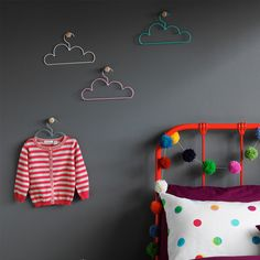 Child's Cloud Coathanger
