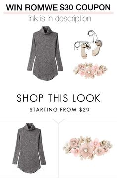 """WIN ROMWE $30 COUPON"" by newoutfit ❤ liked on Polyvore featuring 3.1 Phillip Lim and Accessorize"